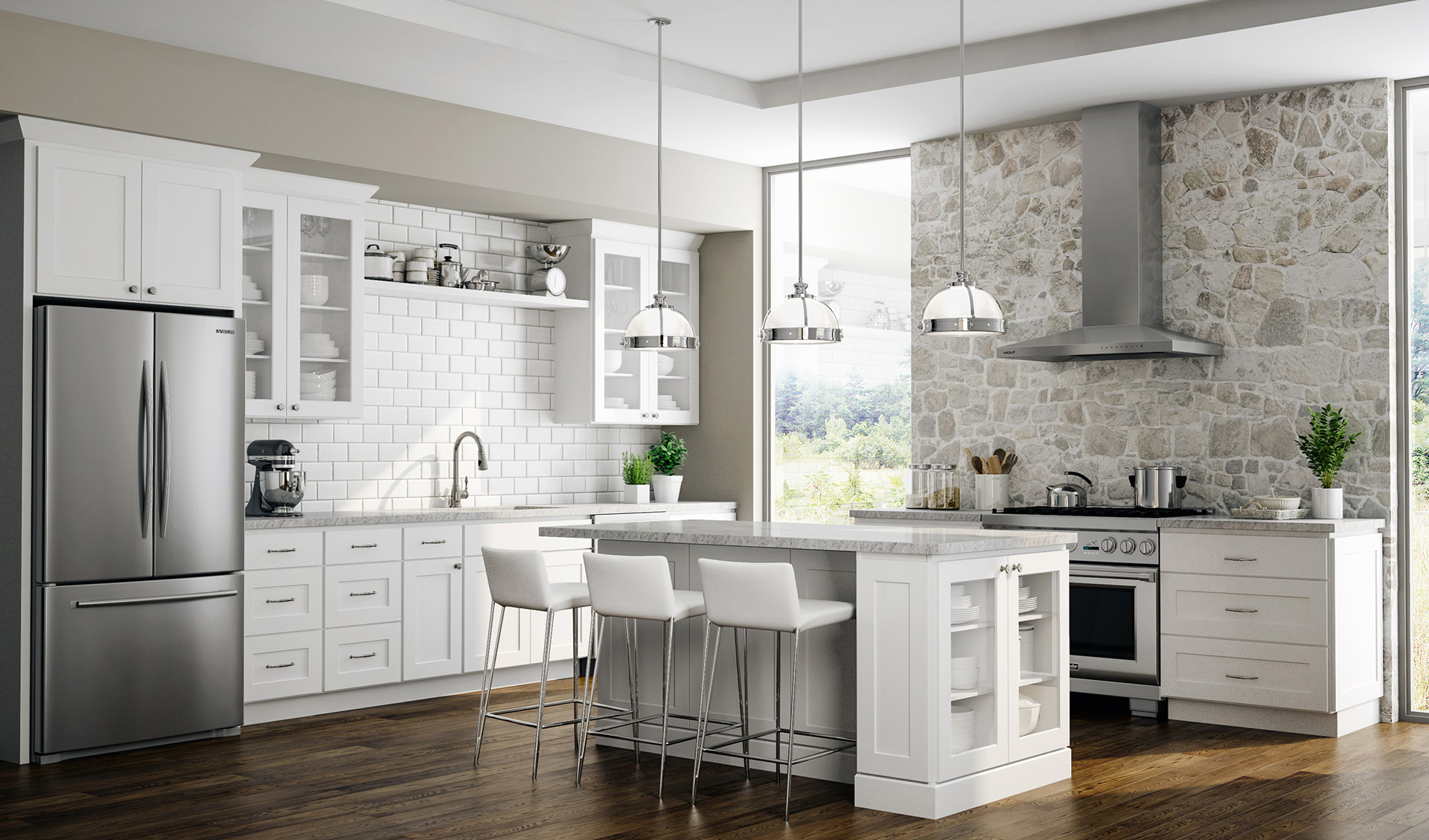 M&R Kitchen and Baths - Designing beautiful kitchen and baths.